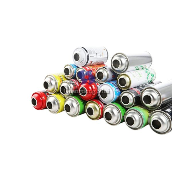 3-pieces aerosol cans