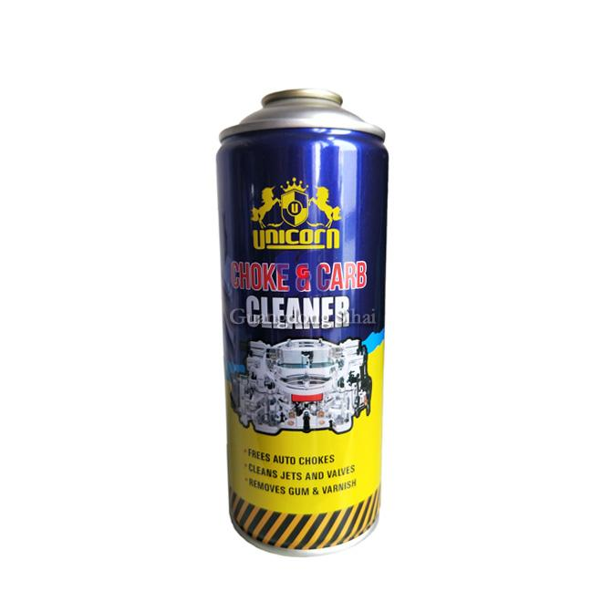 carb cleaner aerosol can