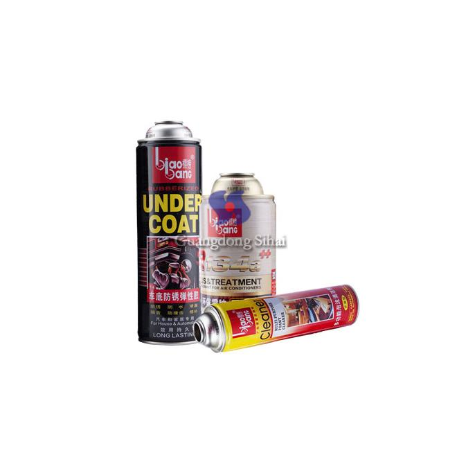 high pressure aerosol can