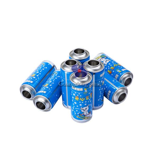 Normal pressure tin cans