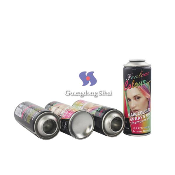 diameter 52mm hair spray can