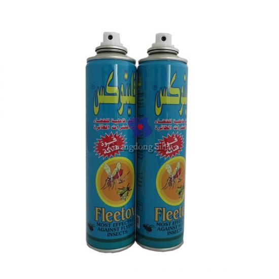 Insect Killer Aeroosl Tin Cans