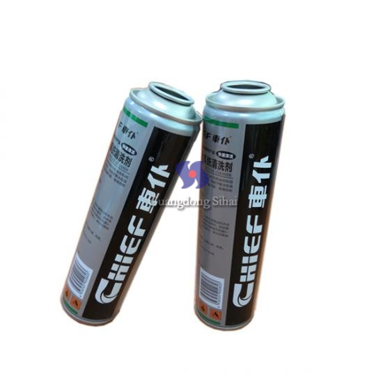 car cleaner spray can