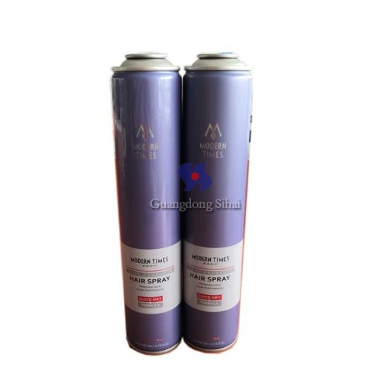 hair spray can 400ml
