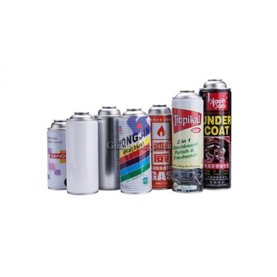 aerosol can from factory