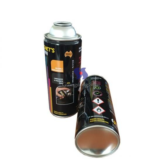 Cleaner & Polish Tinplate Cans
